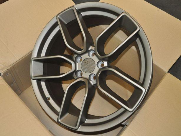 Brązowe felgi R20 5x115 DODGE SRT Charger Challenger Chrysler