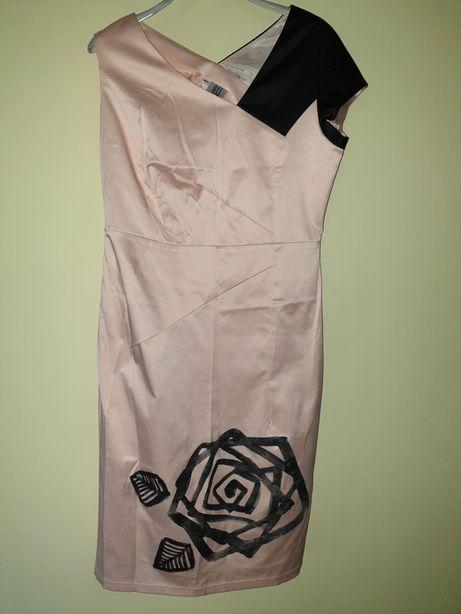 Sukienka elegancka,wesele,bal,wyjście nowa L
