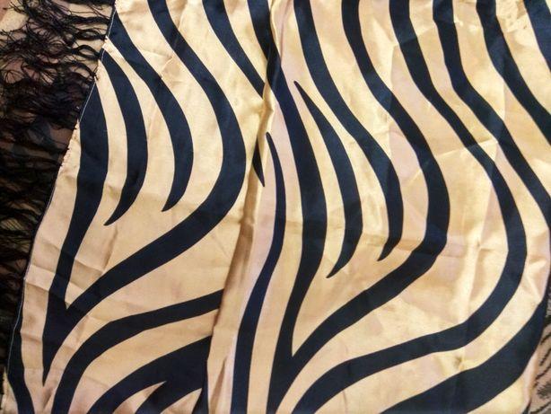 Шелковый шарф 250 руб