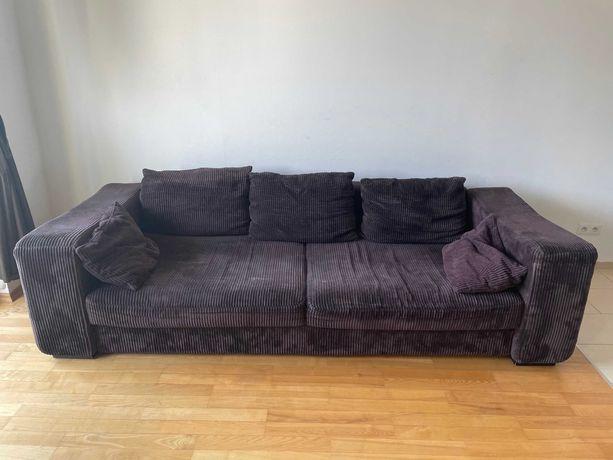 Rozkładana sofa 3-osobowa