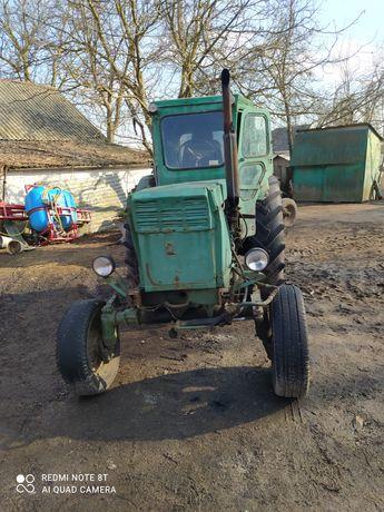 трактор т40 в робочому обмін на т25