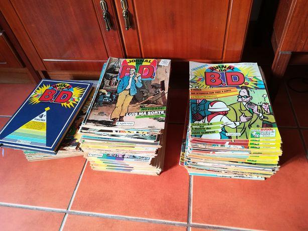 269 Livros Jornal da BD