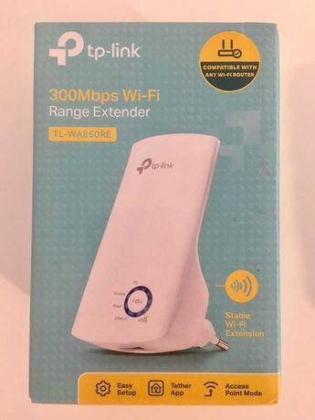 Repetidor de Sinal Wi-fi TP-Link (NOVO)