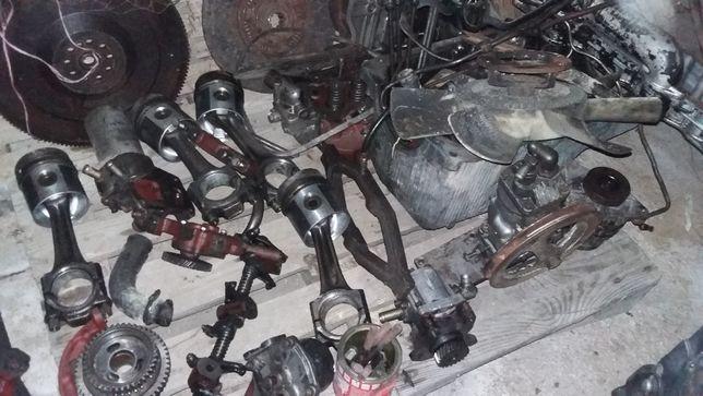 Мотор Д-245.30Е2по запчастям