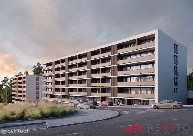Penthouse T4 Vista parque da cidade com Acabamentos de Luxo