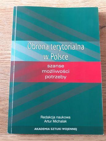 """Książka """"Obrona terytorialna w Polsce"""""""