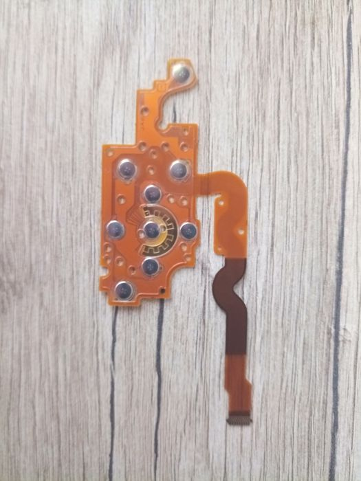 шлейф на блок управления  Canon EOS-M Мелиоративное - изображение 1