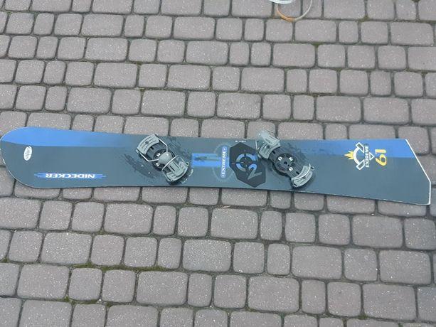 Deska snowboardowa nidecker