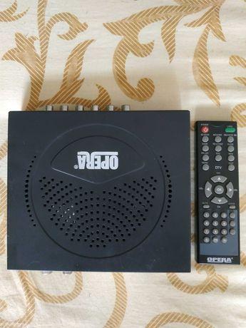 Автомобильный ТВ тюнер DVB-T Opera op-dvb-t02