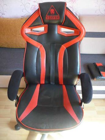 krzesło obrotowe gamingowe ,możliwy transport