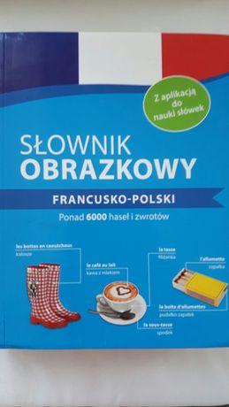 Slownik obrazkowy francusko-polski