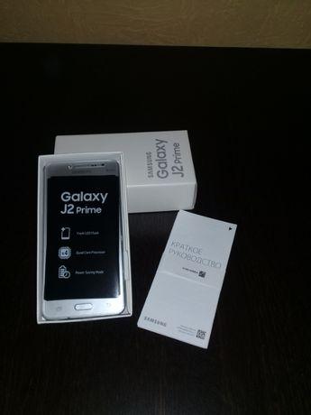 Samsung Galaxy J2 Prime G532F silver