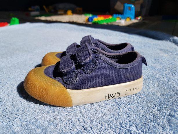 Trampki na rzepy buty zara r. 20