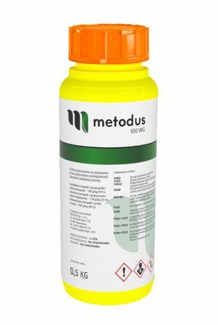 METODUS 650WG 0,5kg na chwasty w kukurydzy przedwschodowo