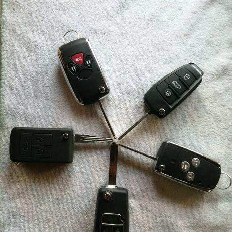 Изготовление авто ключей город дружковка
