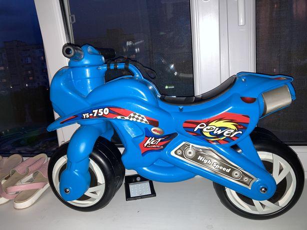 ПРОДАНВелобег беговел мотоцикл
