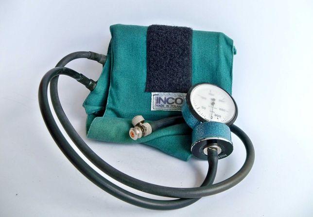 Aparat do mierzenia ciśnienia i stetoskop (INCO)