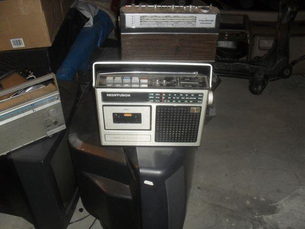radio antigo redifusion