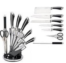 Набор металлических ножей на подставке Royalty Line Швейцария ОРИГИНАЛ