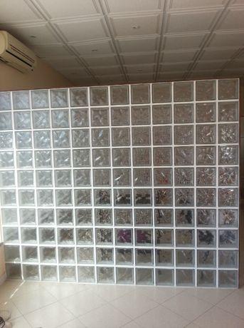blocos transparentes