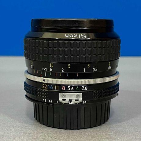 Nikon 28mm f/2.8 (Ai)