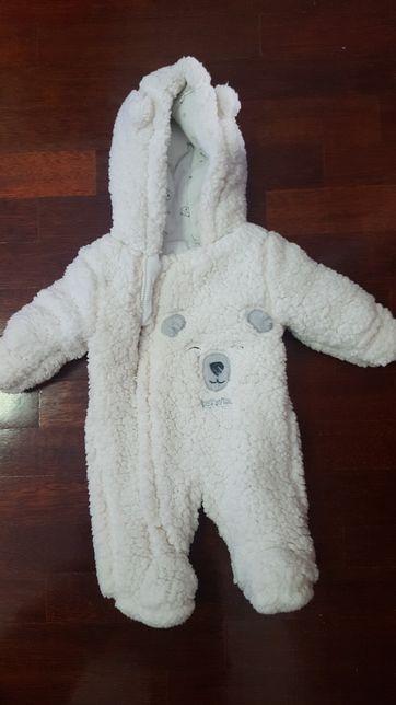 Babygrow menina T56