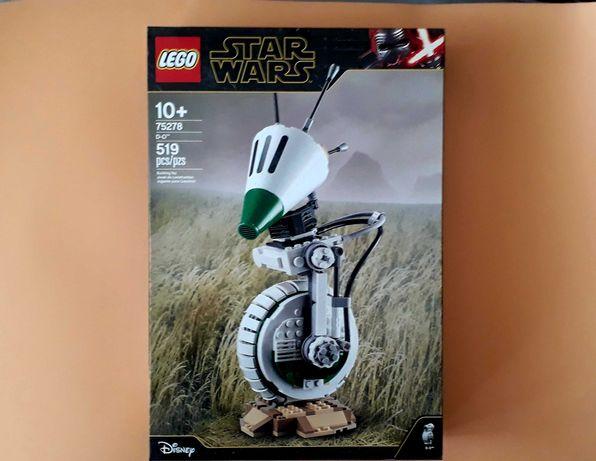 Конструтор LEGO Star wars Дроид D-O (75278)