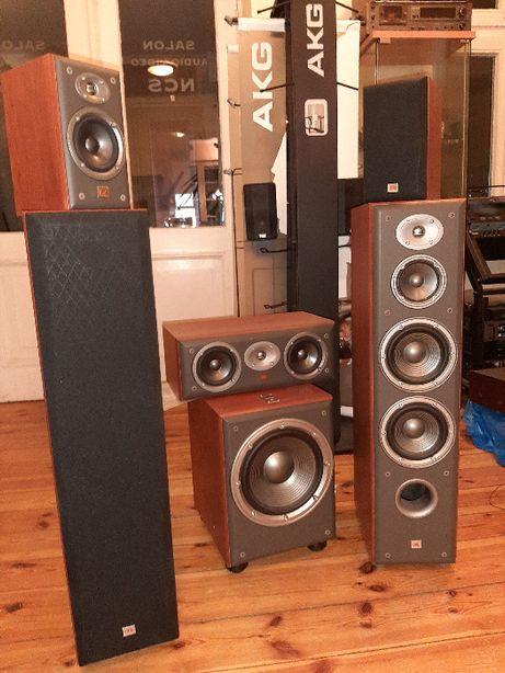 JBL E 80, E 150 ...głośniki, zestaw kina domowego