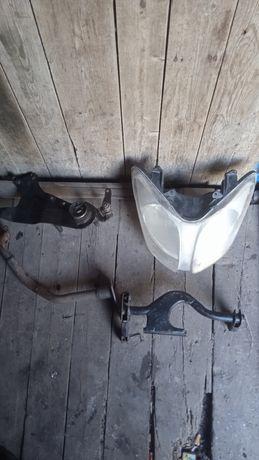 Продам запчасти на скутер