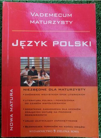 Vademecum maturzysty. Język polski