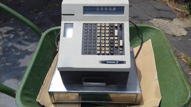 Maquina registadora Sweda