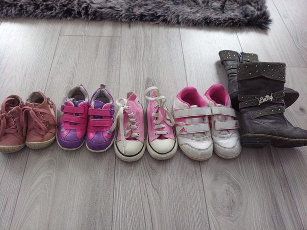 Buty dziewczęce 19-27