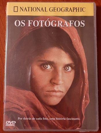 """DVD """"Os Fotógrafos"""""""