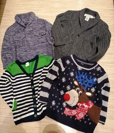 Sweter rozmiar 92 H&M F&F