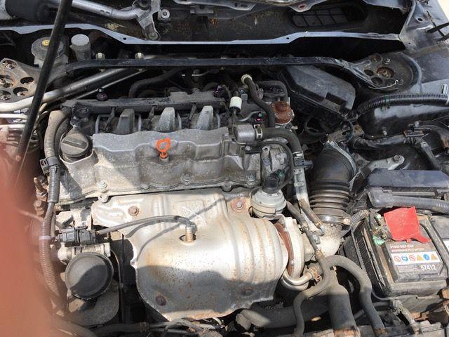 Honda Accord VIII 2.2 idtec 2008- Słupek Silnika Możliwość Odpalenia Wieliczka - image 1
