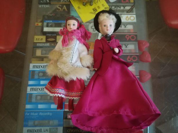 Фарфоровые куклы.