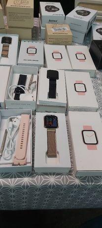 """NAIXUES Smart Watch, 1.4 """"Full Touch Screen IP67 à prova d'água Smart"""