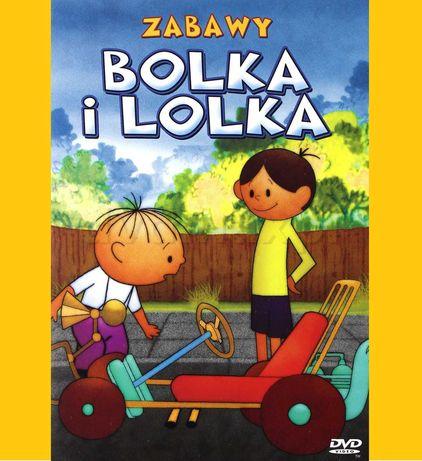 Bolek i Lolek -  Zabawy  Bolka i Lolka DVD  - 7 odcinków
