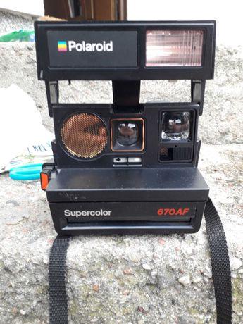 Aparat Polaroid zapraszam