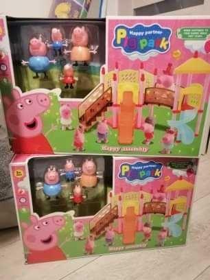 Plac zabaw świnki peppy