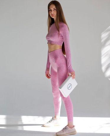 Женский спортивный комплект Enjoy Betty (pink)