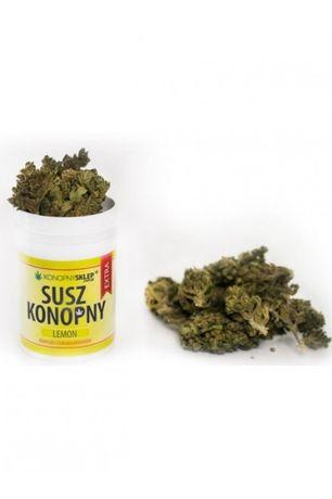 Susz konopny 4% CBD 2g Lemon EXTRA