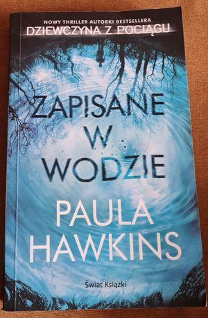Hawkins Paula Zapisane w wodzie