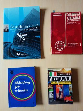 Książki do nauki włoskiego