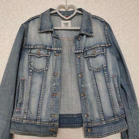Джинс.куртка для девочки