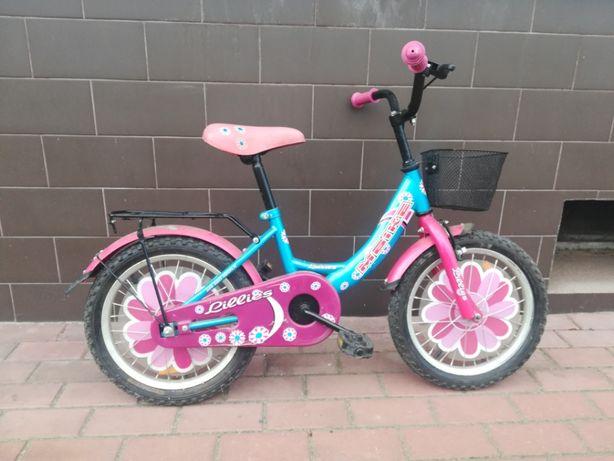 Rowerek dla dziecka mbike ok. 16 cali