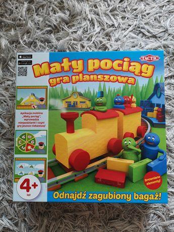Gra planszowa Mały pociąg 4+