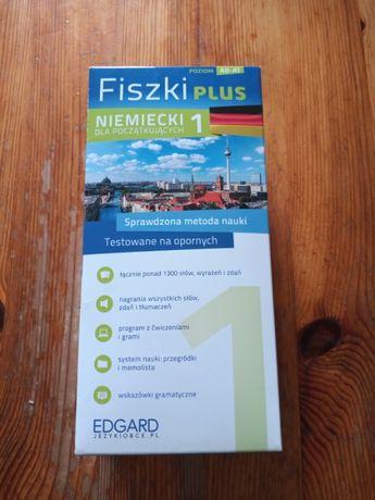 Język Niemiecki Fiszki EDGARD
