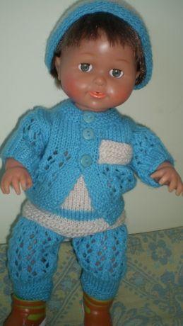 Лялька кукла реборн 42 см мальчик девочка анатомические