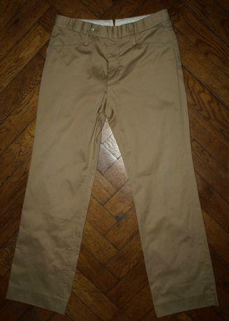 Мужские хлопковые брюки чинос Gucci, Made in Italy